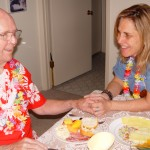 Hawaiian Luau brings back old memories