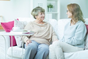 Home Care in Scottsdale AZ:  What Are the Best Ways to Cope with an Elderly Loved One Living with You?
