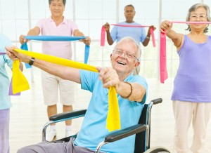 Caregivers in Cave Creek AZ: How Can You Keep Exercise from Getting Boring to Your Elderly Loved One?